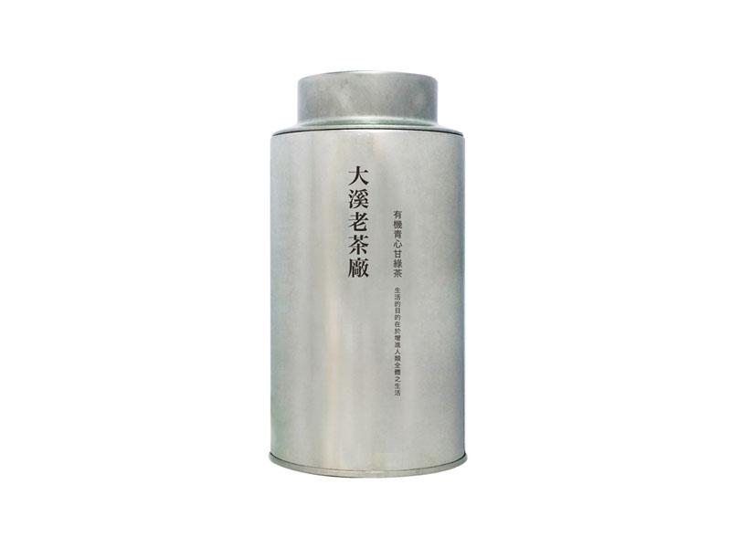 大溪-有機青心甘綠茶