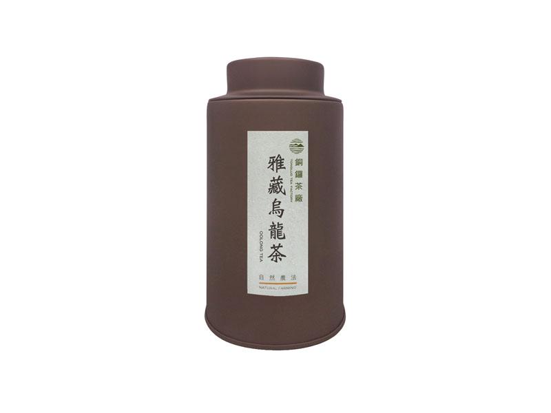 銅鑼-有機雅藏烏龍茶